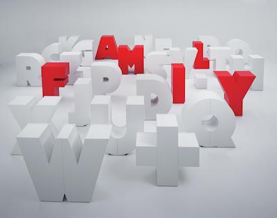 family, graffiti alphabets