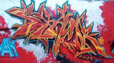 symbol, graffiti alphabets