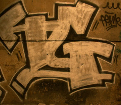 graffiti alphabets, symbol