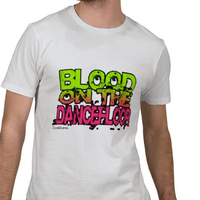 blood symbol on the t-shirt 4