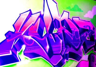 Various Forms of True Art In The Graffiti Alphabet3