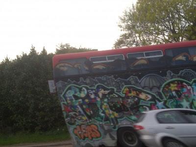 bus bubble letters 1