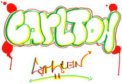 graffiti alphabet, bubble graffiti alphabet