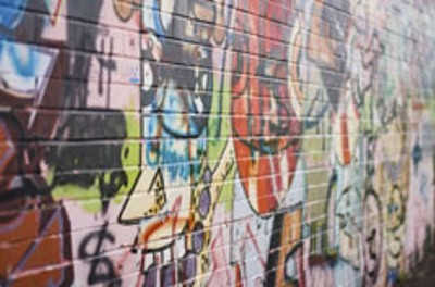 graffiti, blood piru knowledge