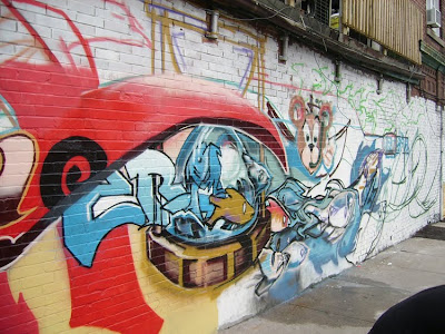 Tom & Jerry & Graffiti Alphabets6