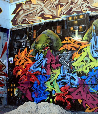 5 Pointz Graffiti Art 5