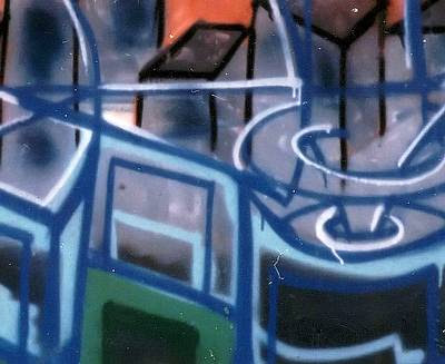 blue graffiti 2