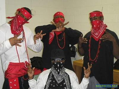 Palin Famous Blood Gang