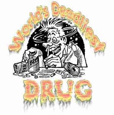 Blood Gang Drug Trafficking