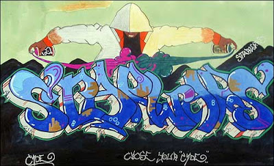 Graffiti Name Creator 20101