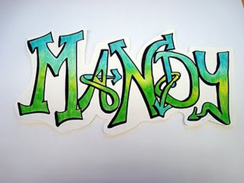 Graffiti Name Creator