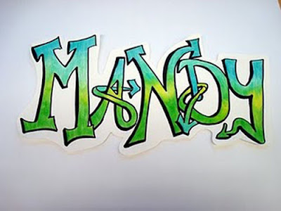 Graffiti Name Creator 2010