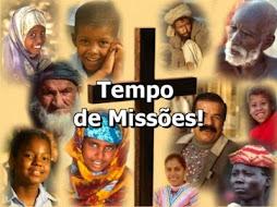 ADOTE UM MISSIONÁRIO