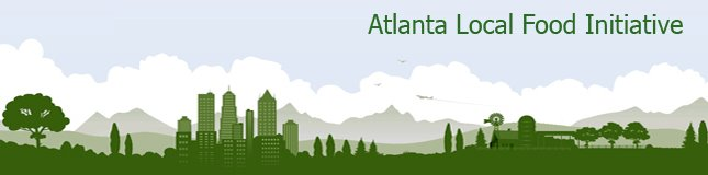 Atlanta Local Food Initiative