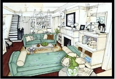 Here Are The Details And A Few Pics Of That Space (Carl And Tonyu0027s Living  Room/Dining Room   Divine Design).