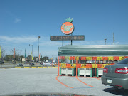 On the way to Cocoa Beach we stopped at this Orange Ring and bought some .