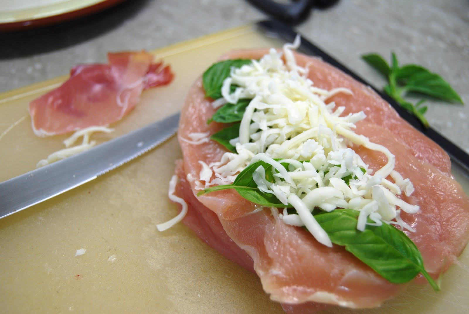 Grilled Prosciutto-Wrapped Chicken Stuffed With Fresh ...