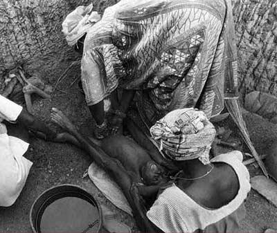 clítoris africano