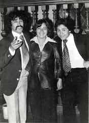 PEDRO PRADO - SU DESPEDIDA DE CHILE EN 1978