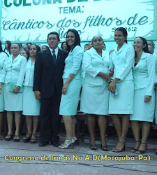 Um Grupo De Mulheres Ungidas Por Deus