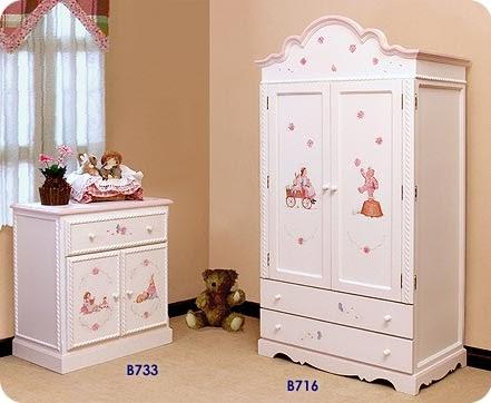 Nuestros bebes decoraci n armarios para bebes - Armarios de bebe ...