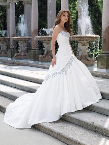 Vestidos de novia famosas colombianas