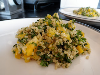 Quinoa Tabouli Salad - Scrumptiously Fit Food