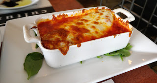 Veal Stuffed Cannelloni