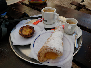Portuguese pastries