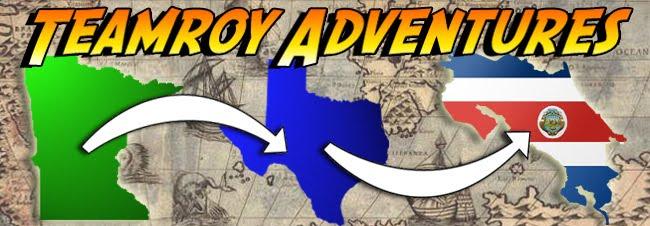 Teamroy Adventures