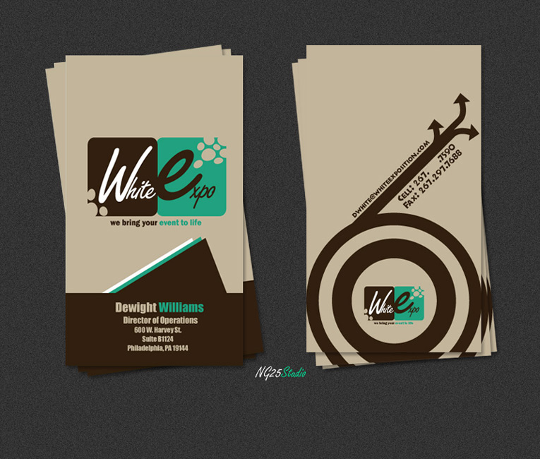 unconsciousness: Business Card Designs.
