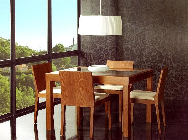 Muebles de comedor por la decoradora experta mesa for Lugares donde venden muebles