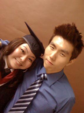 妹妹毕业了