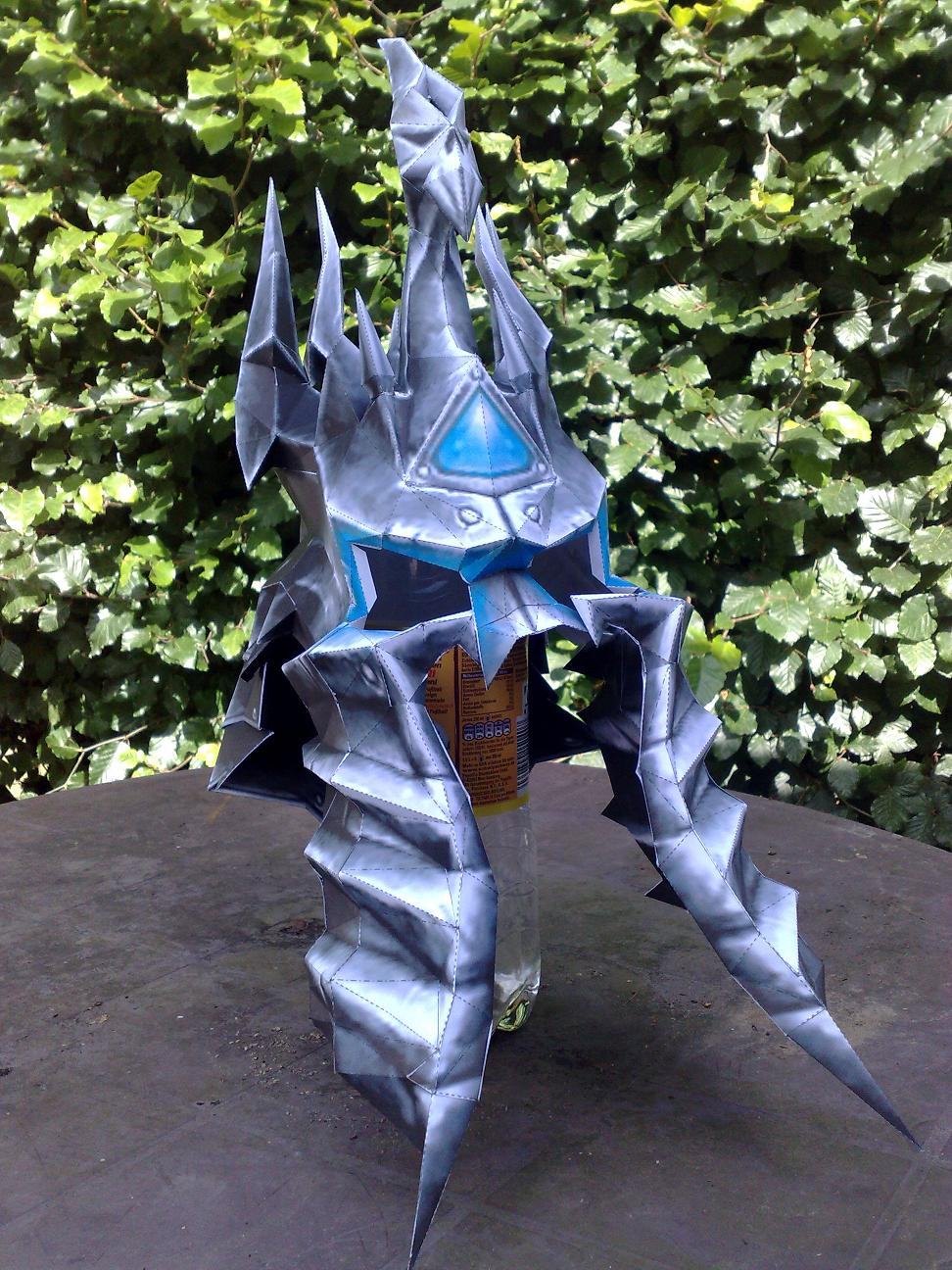 Capacete do Lich King