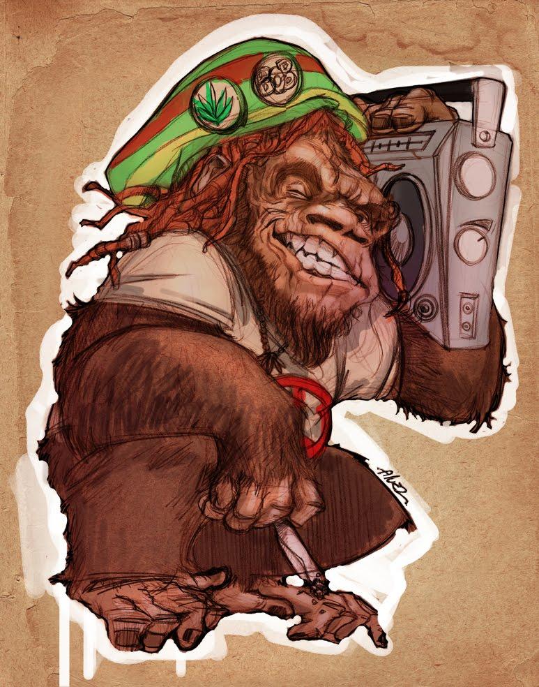 El Mejor King Kong Rasta