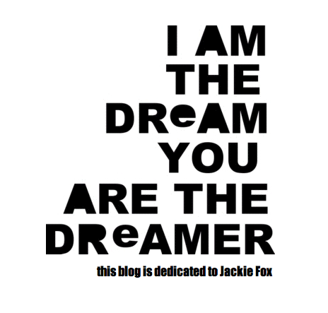 Im the Dream and your the Dreamer