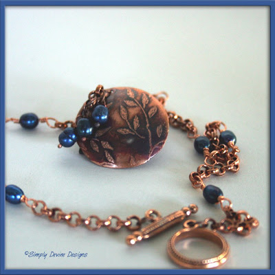 Simply Devine Designs Learn How To Etch Copper Bronze