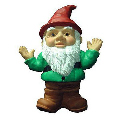 Garden Gnomes Make Me Smile Female Dallas Cowboys Garden Gnome