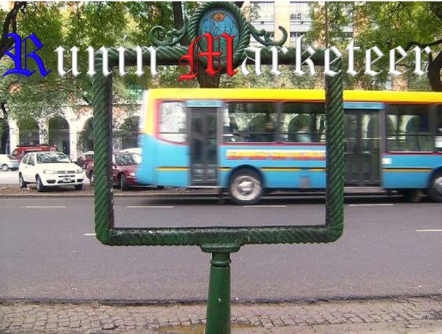 RUNIN MARKETEER