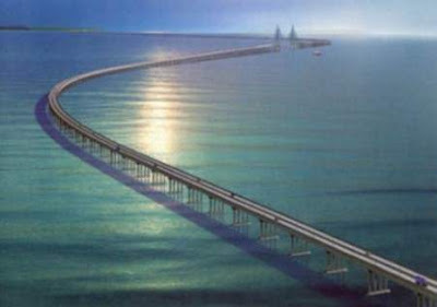 Donghai Bridge | Longest Bridges In World - Amazing