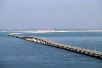 King Fahd Causeway | Longest Bridges In World - Amazing