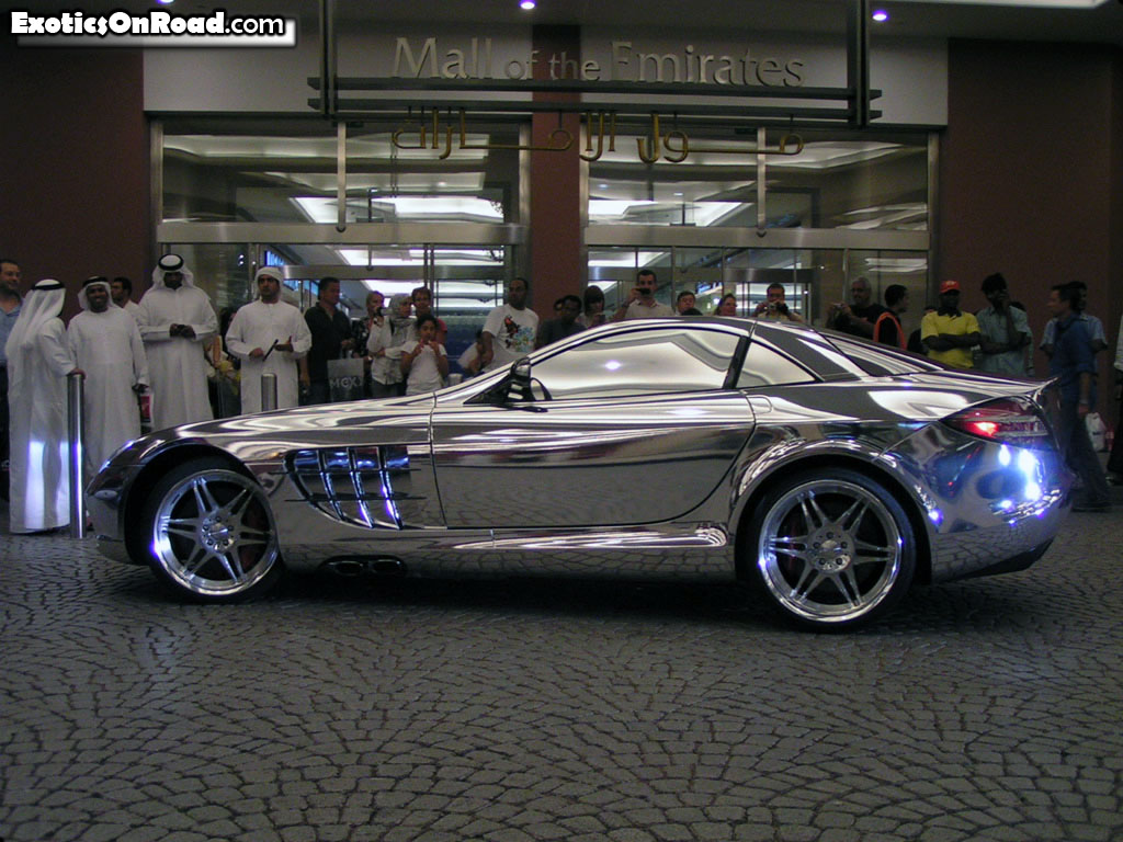 MERCEDES BENZ FULLY BUILT IN