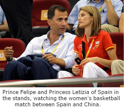 princess letizia of spain pictures. ROYAL SUPPORT!