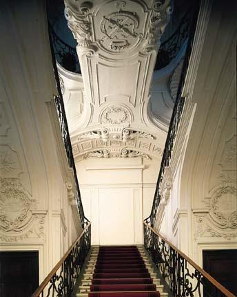 Chiamati alla speranza scissors 39 staircase la scala delle forbici il sapiente lavoro dell - Lavoro architetto torino ...
