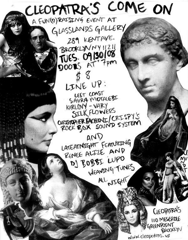 [cleopatras+show+flyer]