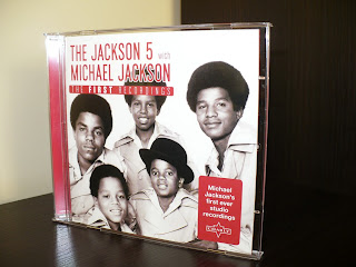 The Jackson 5 with Michael Jackson The First Recordings SNAP806CDX LC 08477