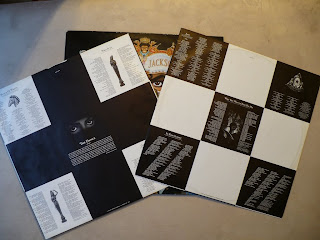 Michael Jackson Dangerous EPC 465802 1 2LP cover inner