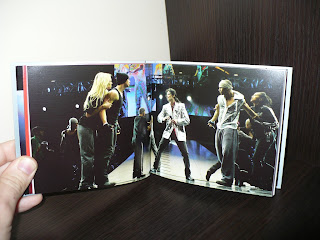 Michael Jackson's THIS IS IT - The Music That Inspired The Movie 88697606742 booklet