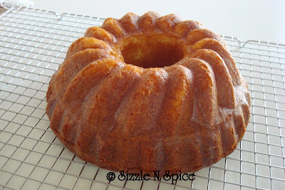 Can I Make A Normal Cake In A Bundt Tin