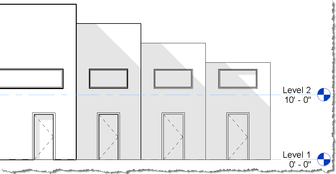 Front Elevation Design In Revit : Fear and loathing in a cad vs bim world are revit